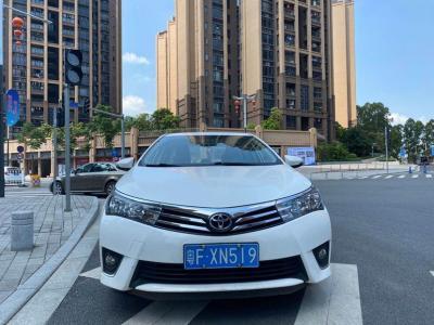 豐田 卡羅拉  2014款 1.6L CVT GL