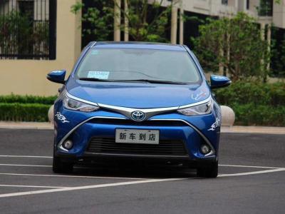 丰田 雷凌  2016款 双擎 1.8H V CVT豪华版