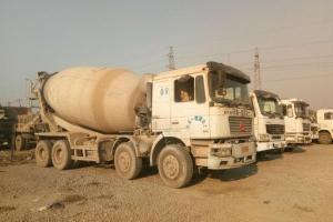 陕汽德龙,三一重工水泥罐车