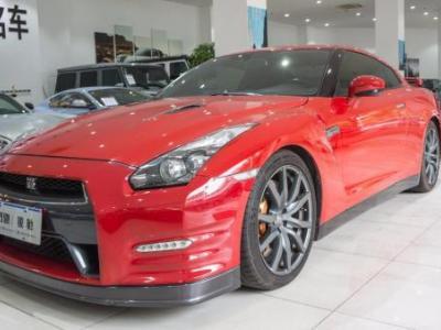 2014年6月 日产 GT-R 3.8T Premium Edition图片