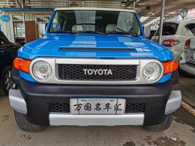 丰田 FJ 酷路泽  2007款 4.0L