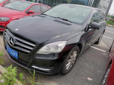 2012年7月 奔馳 奔馳R級(進口) R 300 L 豪華型圖片