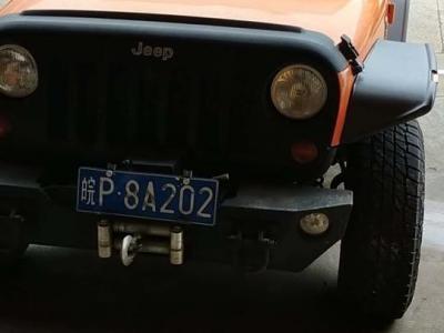 2011年6月 Jeep 牧马人(进口) 3.8L Sahara 两门版图片
