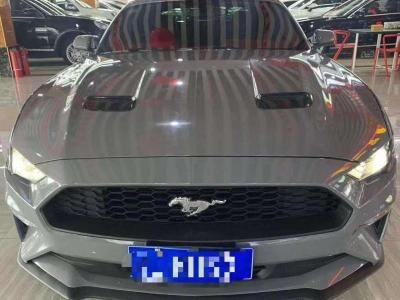 2019年5月 福特 Mustang(进口) 2.3T 性能版图片