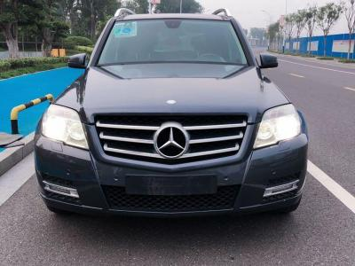 奔馳 奔馳GLK級  2011款 GLK 350 4MATIC
