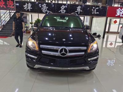 2013年6月 奔驰 奔驰GL级(进口) GL 350 柴油中东版图片