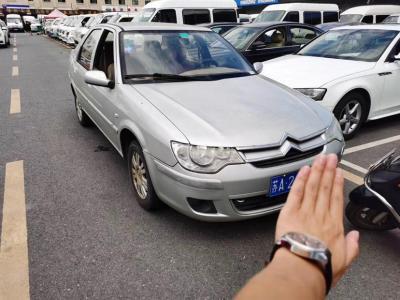 2010年5月 雪铁龙 爱丽舍 三厢 1.6L 手动科技型图片