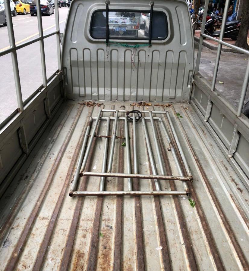 五菱 PN货车  2010款 1.0L-1010PLNNF单排图片