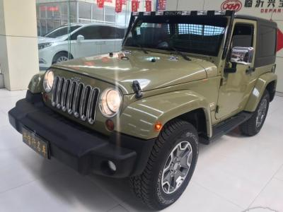 2014年8月 Jeep 牧马人(进口) 3.6L Sahara 两门版图片