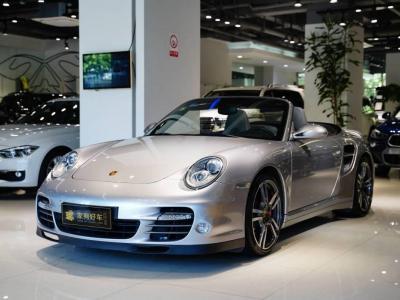 2011年8月 保时捷 911 Turbo 3.8T图片