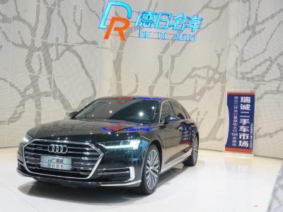2019年10月 奥迪 奥迪A8(进口) Plus A8L 50 TFSI quattro 豪华型图片