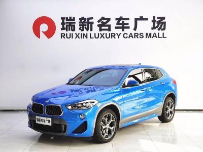 2019年2月 宝马 宝马X2   sDrive20i M越野套装 国VI图片