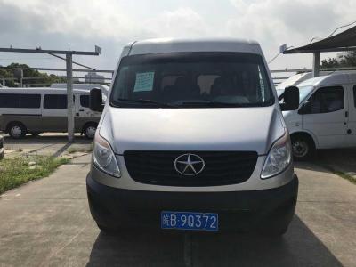 江淮 星锐  2017款 1.9T 短轴中顶星商旅轻型客车图片