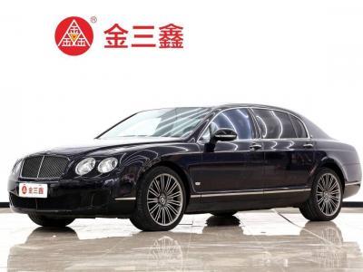 2013年1月 宾利 飞驰 Speed China 6.0T图片