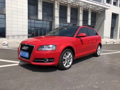 2012年6月 奥迪 奥迪A3(进口) Sportback 1.4T 豪华型图片