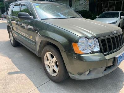 Jeep 大切諾基  2008款 3.7L