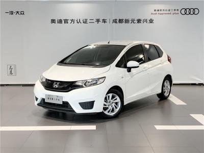 本田 飞度  2016款 1.5L LX CVT舒适型图片