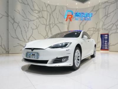 特斯拉 Model S  2017款 Model S 100D 长续航版图片