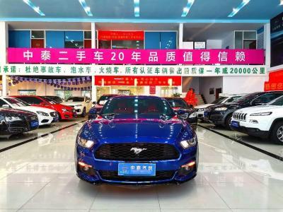福特 Mustang  2015款 2.3T 性能版圖片