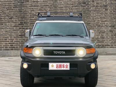 2018年9月 丰田 FJ 酷路泽  4.0L图片