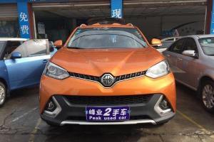 2016年8月 MG MG GS 1.5 TGI inkaNet豪华版