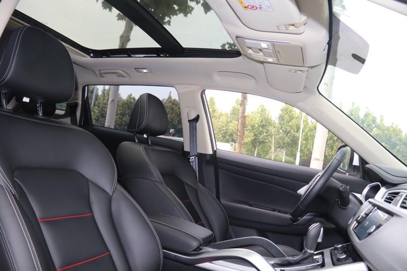 吉利 博越  2018款 1.8TD 自动两驱智雅型图片