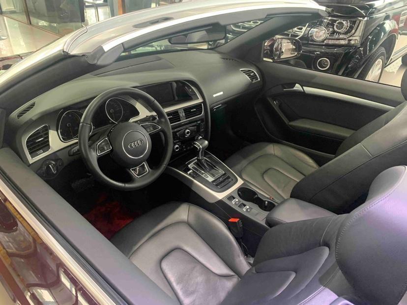 奥迪 奥迪A5  2013款 Coupe 40 TFSI quattro风尚版图片