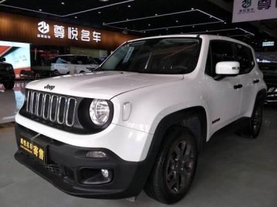Jeep 自由侠  180T DCT动能版+图片