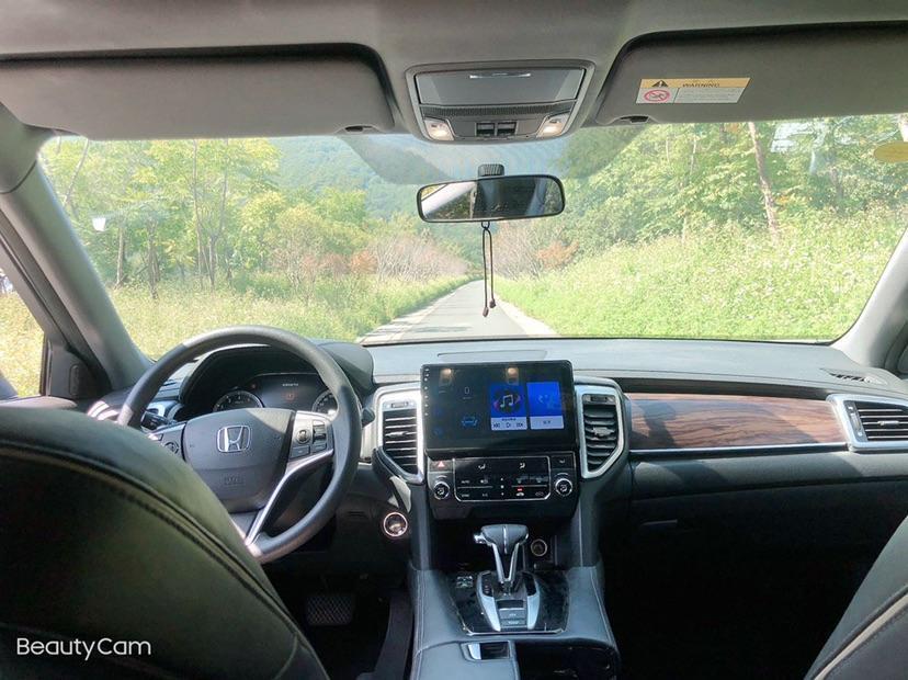 本田 UR-V  2017款 240TURBO 两驱豪华版图片