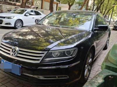 大众 辉腾(进口) 3.6L V6 5座加长Individual版图片