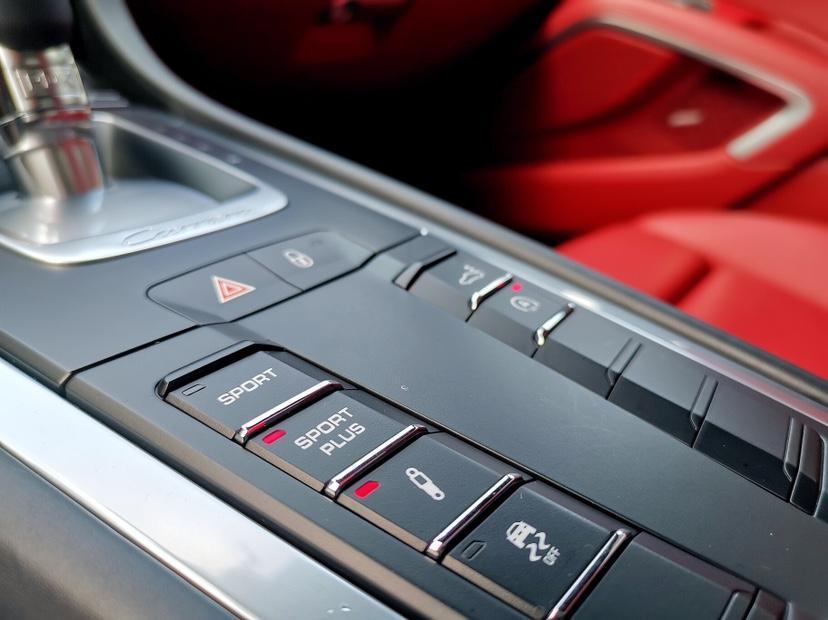 保时捷 911  2013款 Carrera 4 3.4L图片
