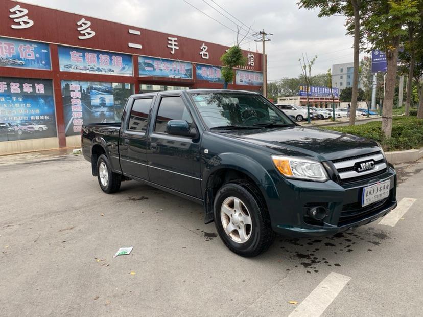 江铃 宝典  2018款 2.9T新超值两驱柴油豪华型加长货箱JX4D30B5L图片