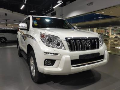 2013年9月 丰田 普拉多  中东版图片