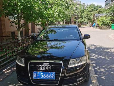 奥迪 奥迪A6L  2010款 3.0 TFSI quattro 豪华型