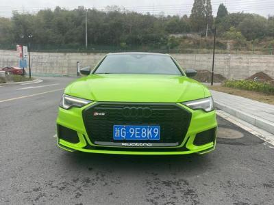 2020年2月 奥迪 奥迪A6L  45 TFSI quattro 臻选动感型图片