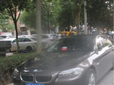2012年6月 宝马 宝马5系 520Li 典雅型图片