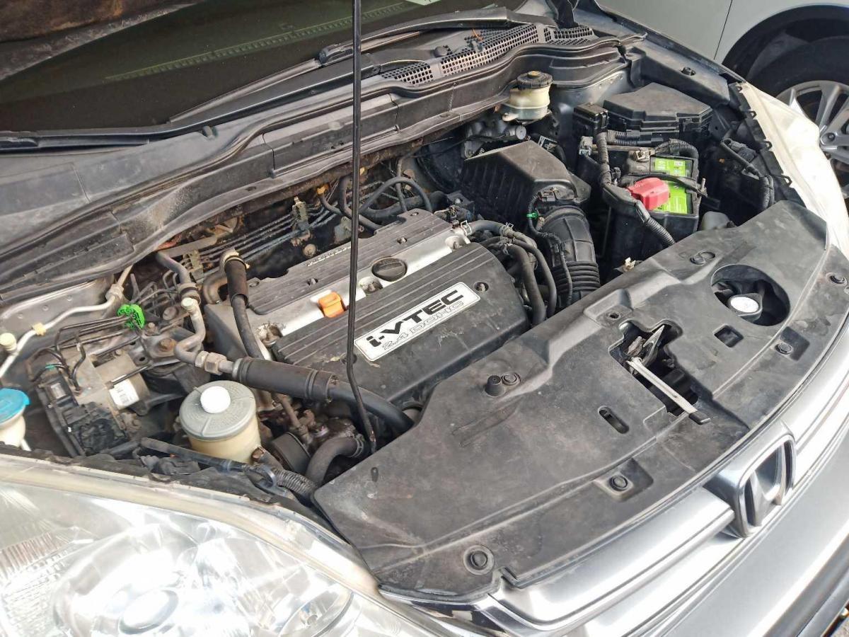 本田 CR-V  2010款 2.4L 自动四驱尊贵版图片