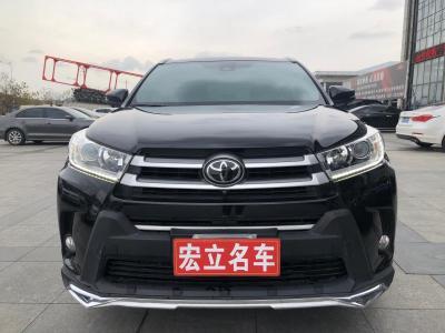 2019年1月 丰田 汉兰达 2.0T 四驱豪华版 7座 国VI图片