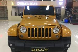 2014年7月 Jeep 牧马人 3.0 四门版 Sahara图片