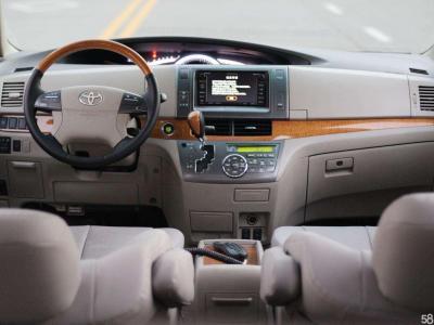 豐田 普瑞維亞  2012款 2.4L 7人座豪華版圖片