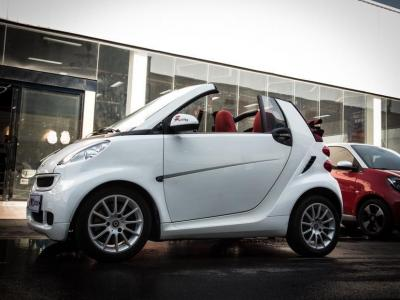 smart fortwo  2011款 1.0 MHD 敞篷激情版图片