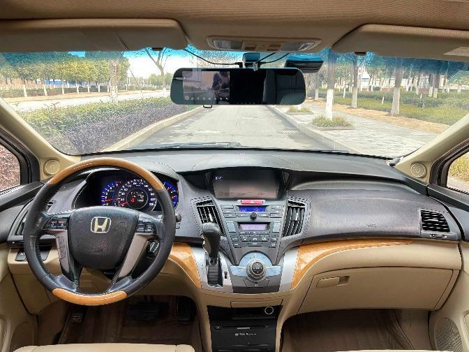 本田 奥德赛  2009款 2.4L 领秀版图片