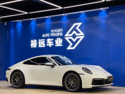 保時捷 911  2020款 Carrera 3.0T