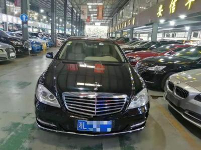 奔馳 奔馳S級  2010款 S 600 L圖片