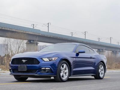 2016年1月 福特 Mustang(进口) 2.3T 运动版图片