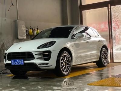 保时捷 Macan  2017款 Macan Turbo 3.6T