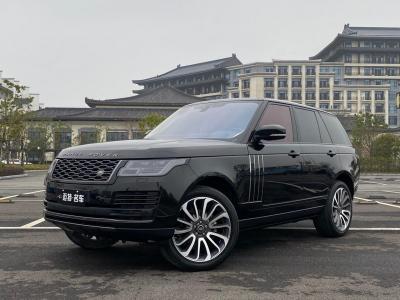 路虎 揽胜 2018款 3.0T TDV6 柴油 HSE(加版)图片