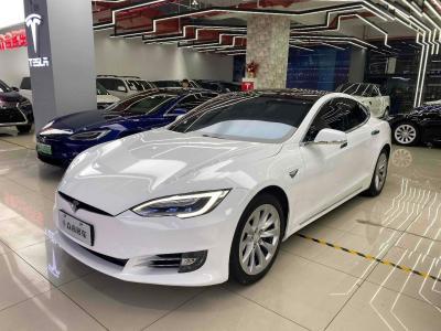 2018年1月 特斯拉 Model S  Model S 75圖片
