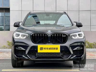 宝马 宝马X3 M  2019款 X3 M雷霆版