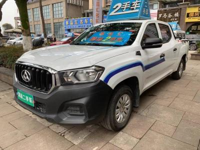 2018年8月 上汽大通MAXUS T60 2.4L汽油手动两驱低底盘舒享型大双排图片